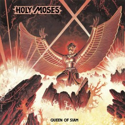 Review by Sonny92 for Holy Moses - Queen of Siam (1986)