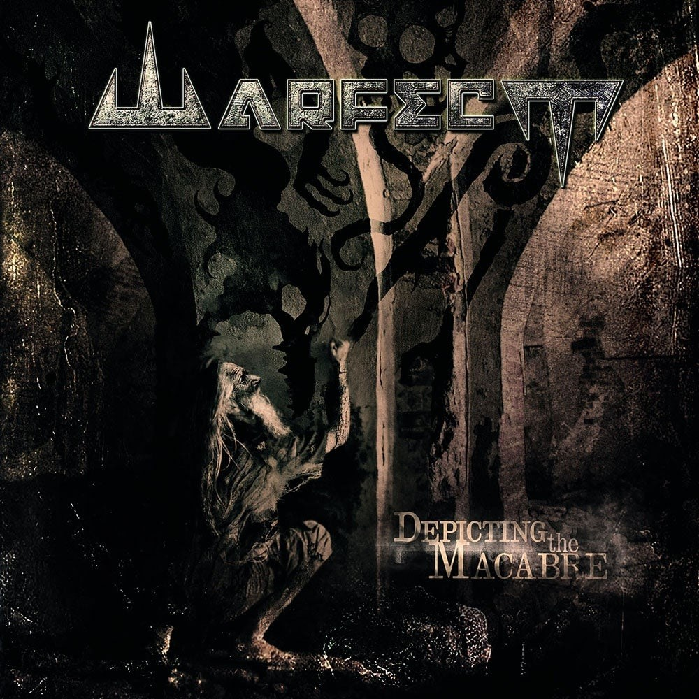 Warfect - Depicting the Macabre (2009) Cover