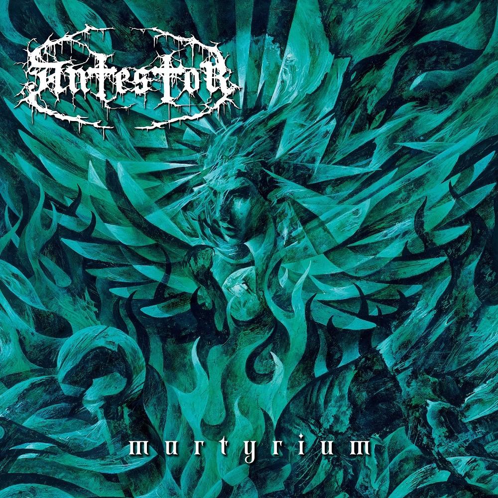 Antestor - Martyrium (2000) Cover