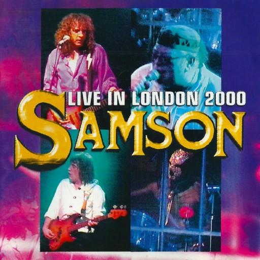 Samson - Live in London 2000 2001