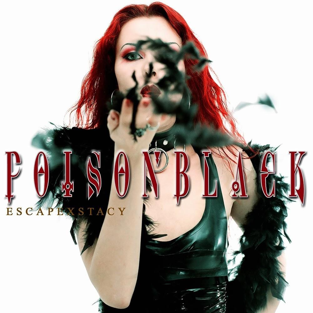 Poisonblack - Escapexstacy (2003) Cover