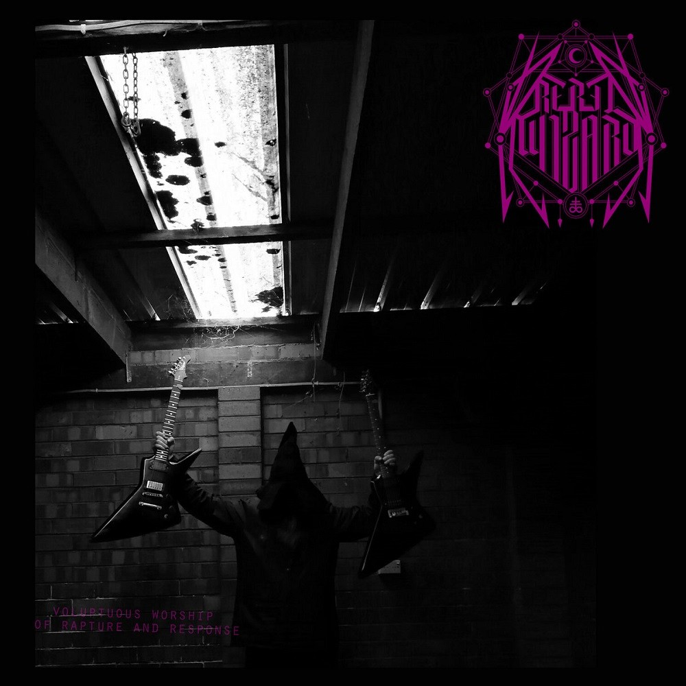 Rebel Wizard - Voluptuous Worship of Rapture and Response (2018) Cover