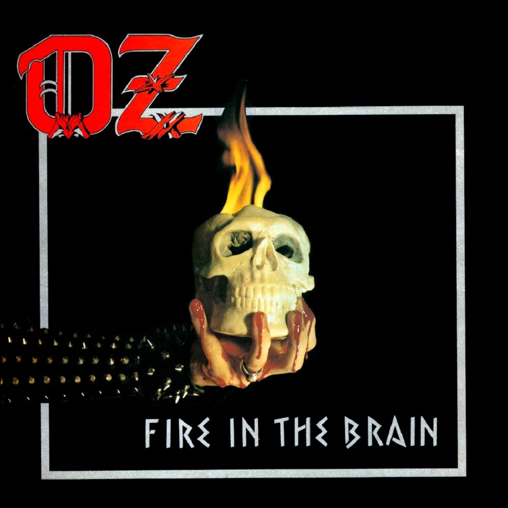 Oz - Fire in the Brain (1983) Cover