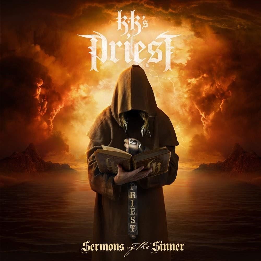 KK's Priest - Sermons of the Sinner (2021) Cover