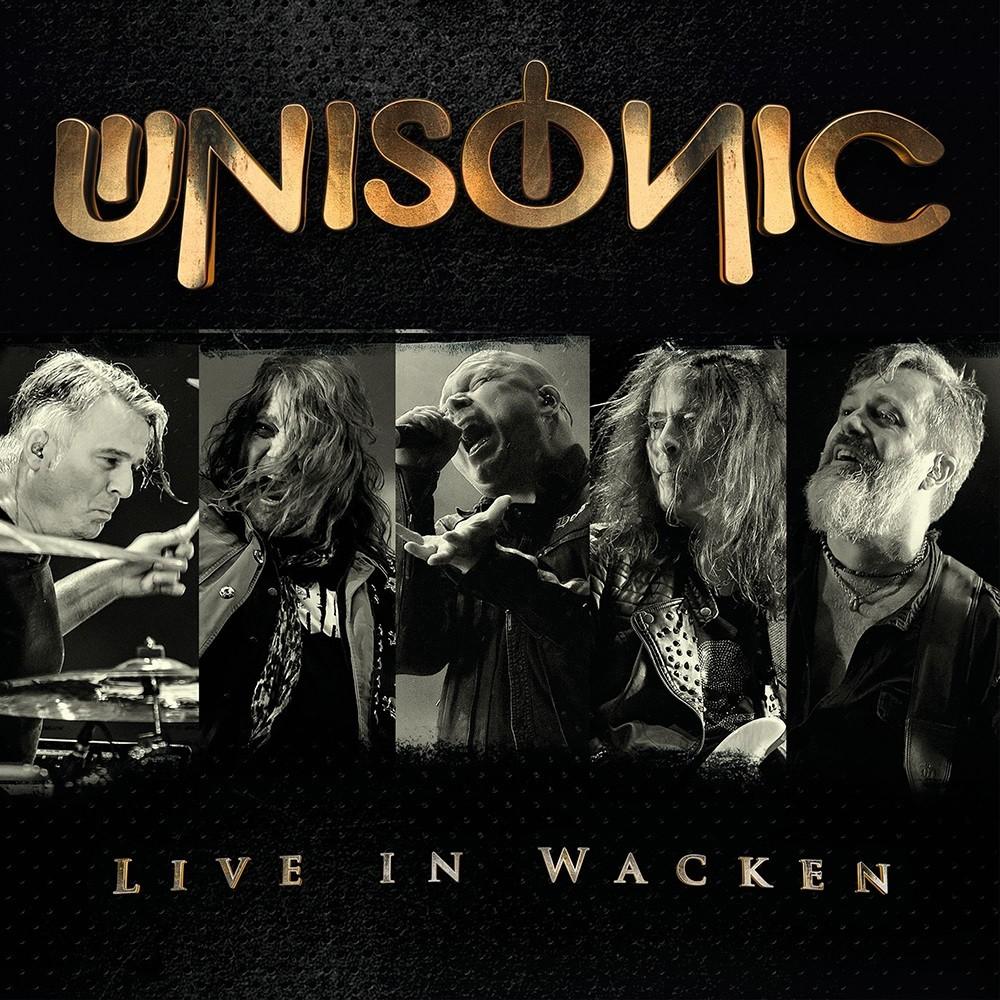 Unisonic - Live in Wacken (2017) Cover