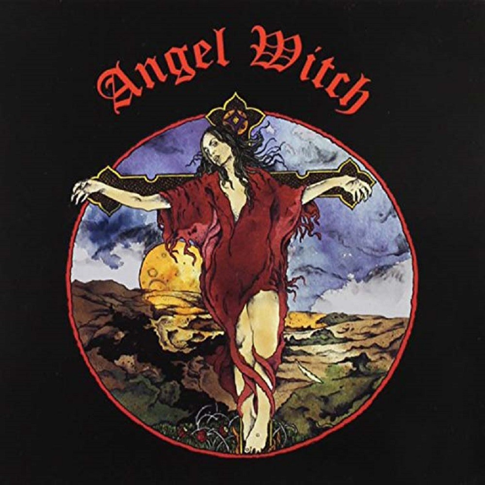 Angel Witch - Burn the White Witch: Live in London (2009) Cover