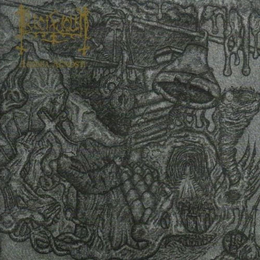 Lucifugum - Agonia Agnosti (2016) Cover