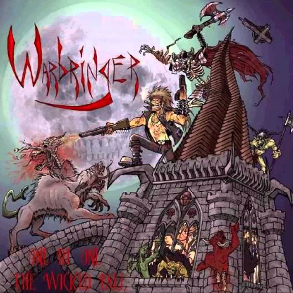 Warbringer - One by One, the Wicked Fall (2006) Cover