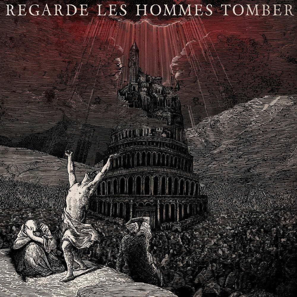 Regarde les hommes tomber - Regarde les hommes tomber (2013) Cover