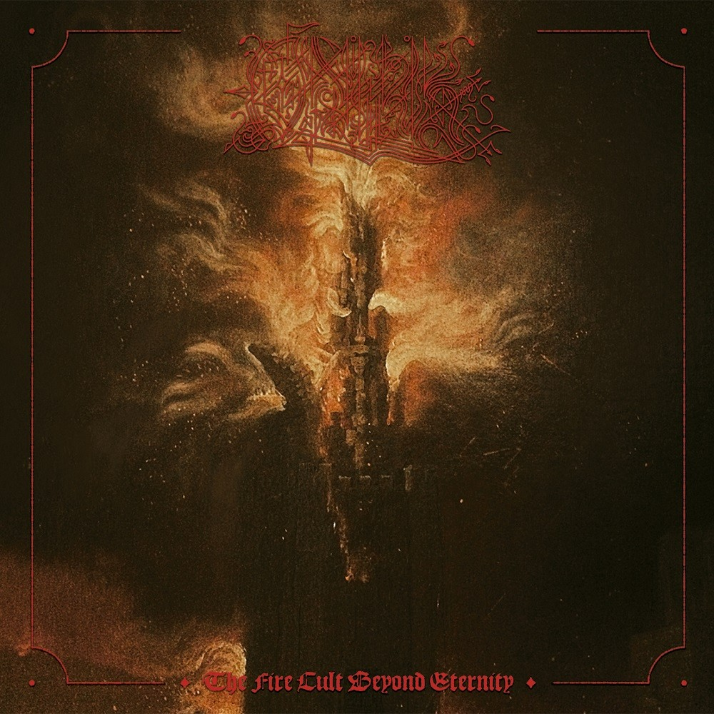 Onirik - The Fire Cult Beyond Eternity (2020) Cover