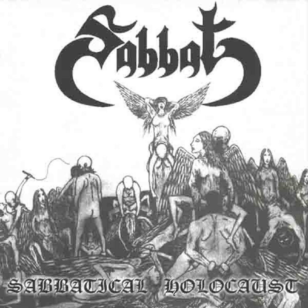 Sabbat (JPN) - Sabbatical Holocaust (2004) Cover