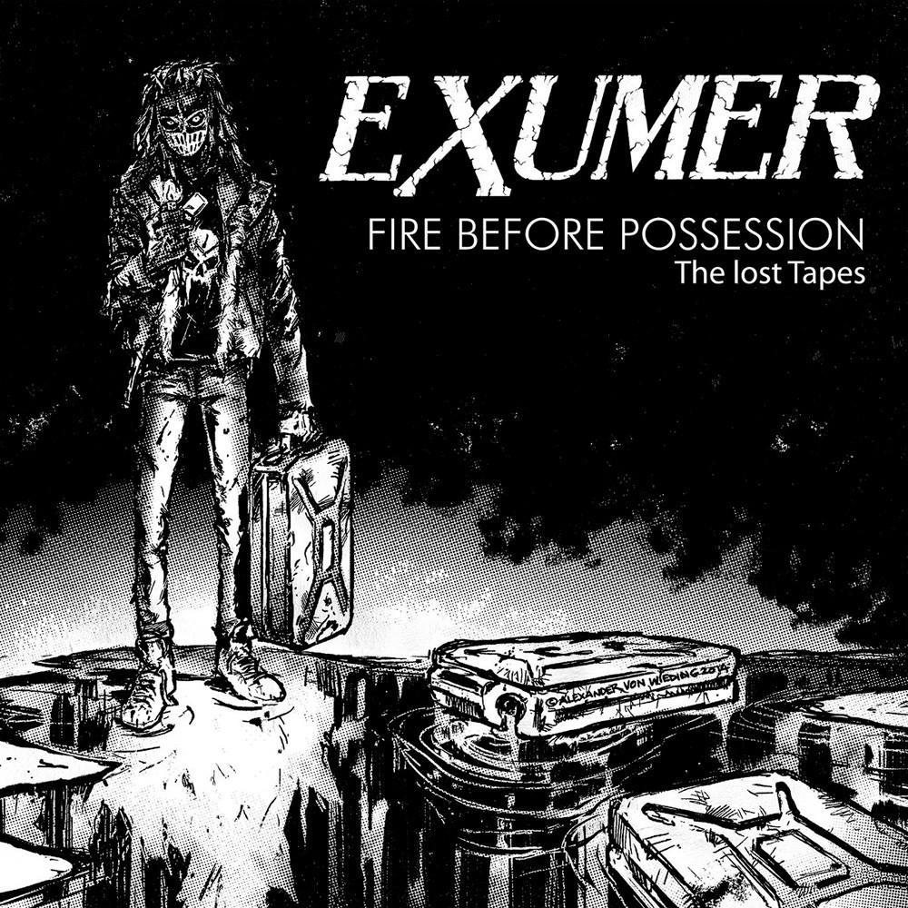 Exumer - Fire Before Possession: The Lost Tapes (2015) Cover