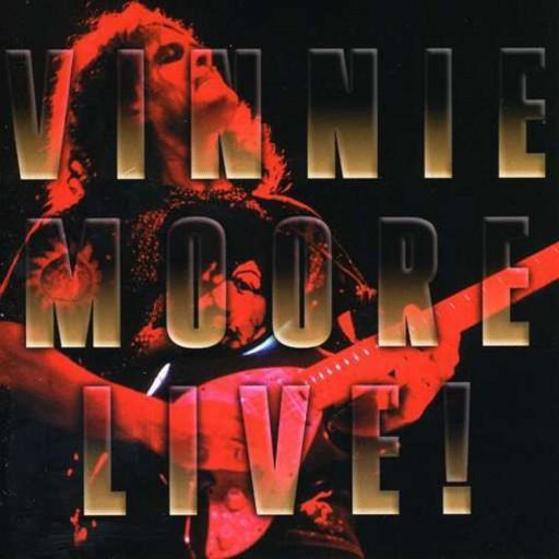 Vinnie Moore - Live! 2000