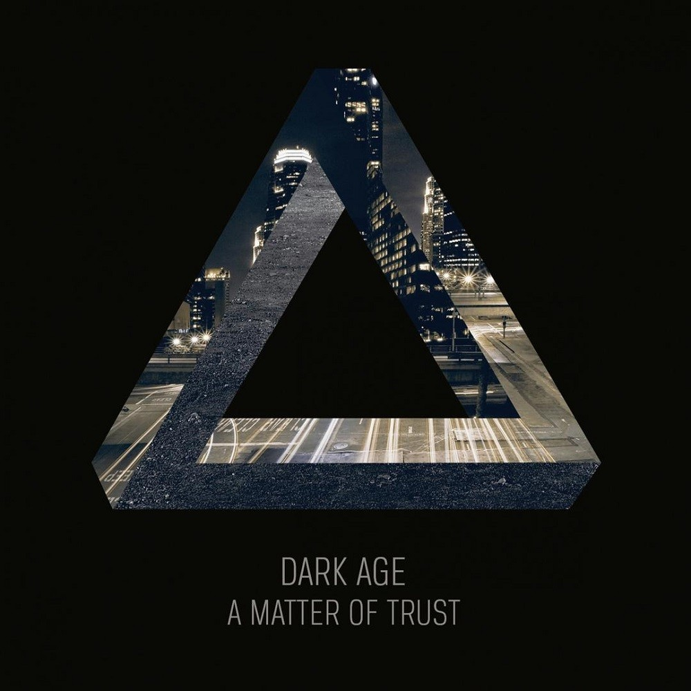 Dark Age - A Matter of Trust (2013) Cover