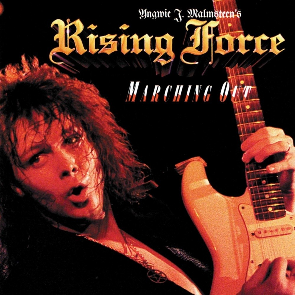 Yngwie J. Malmsteen - Marching Out (1985) Cover