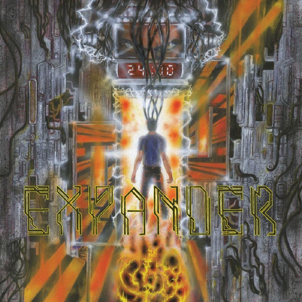 Expander - Expander (2015) Cover