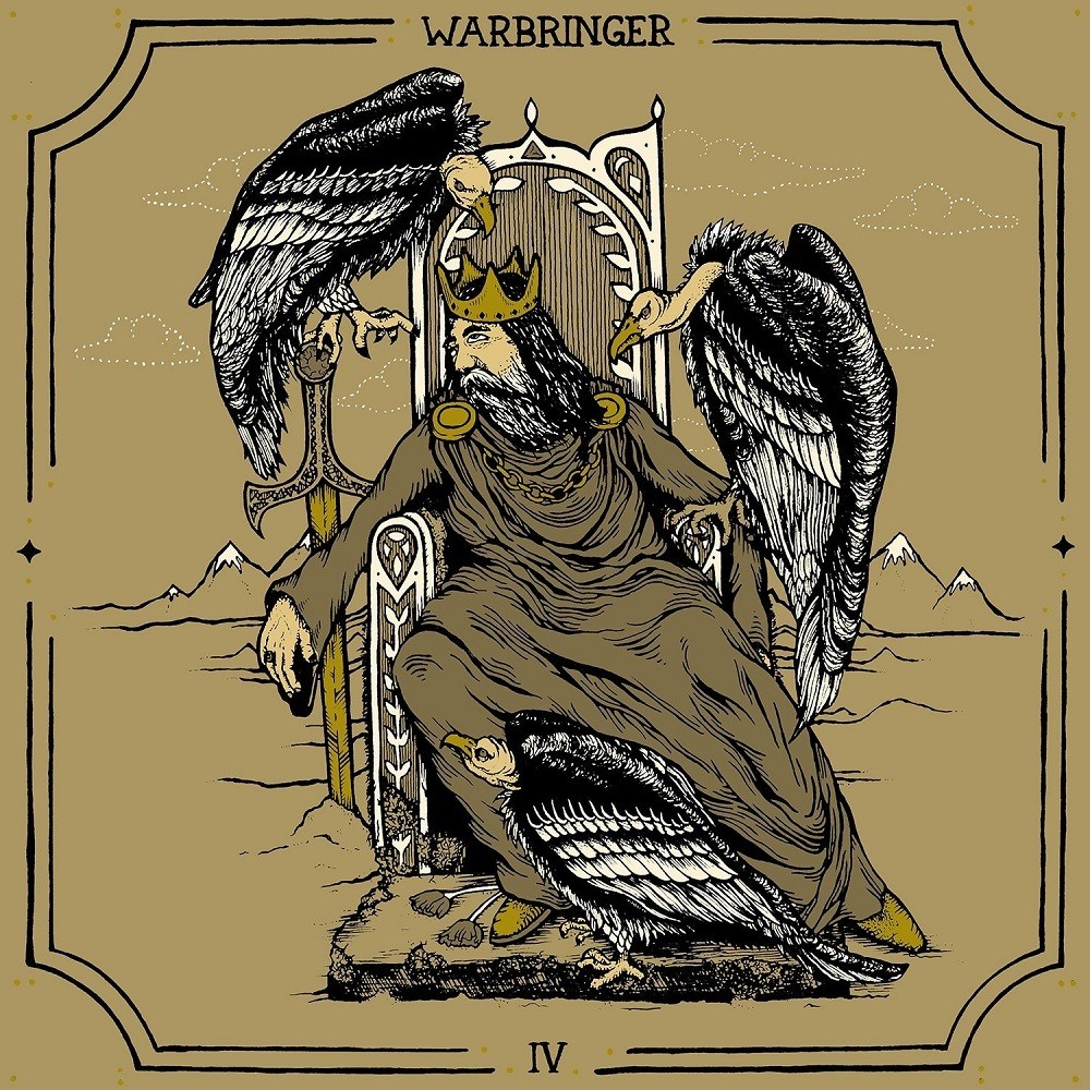 Warbringer - IV: Empires Collapse (2013) Cover