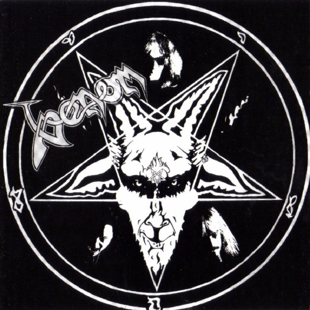 Venom - Venom '96 (1996) Cover