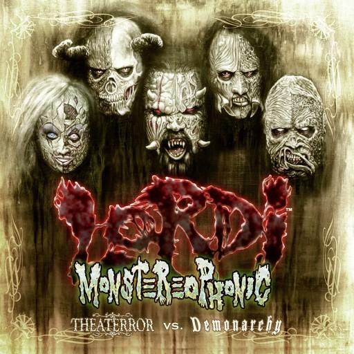 Monstereophonic: Theaterror vs. Demonarchy