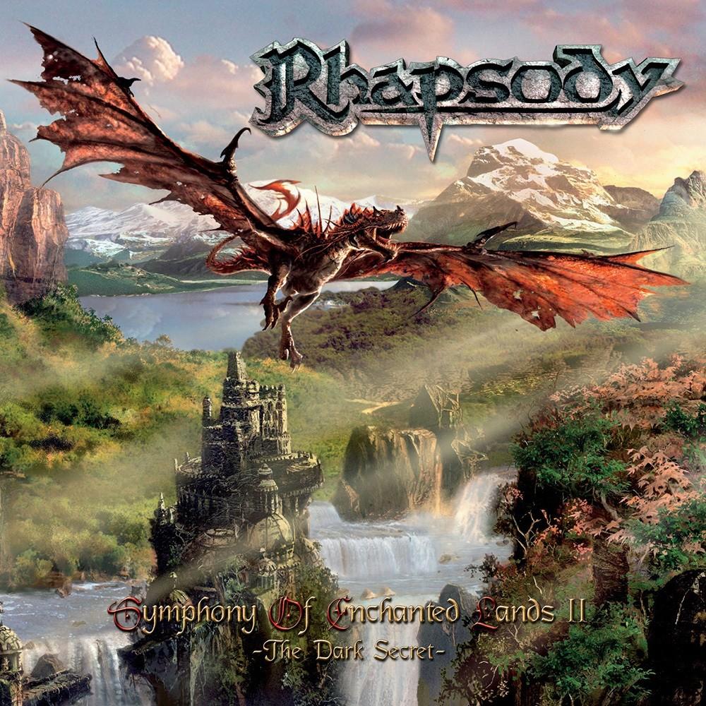 Rhapsody - Symphony of Enchanted Lands II: The Dark Secret (2004) Cover
