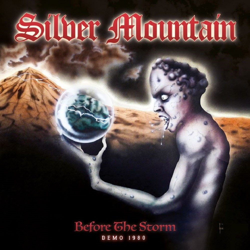 Silver Mountain - Before the Storm (2015) Cover