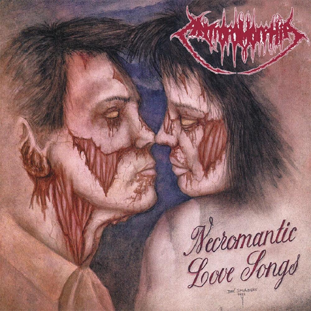 Antropomorphia - Necromantic Love Songs (1993) Cover
