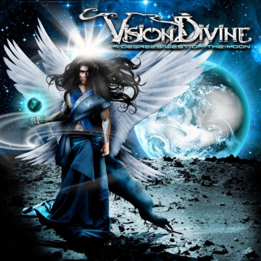 Vision Divine - 9 Degrees West of the Moon 2009
