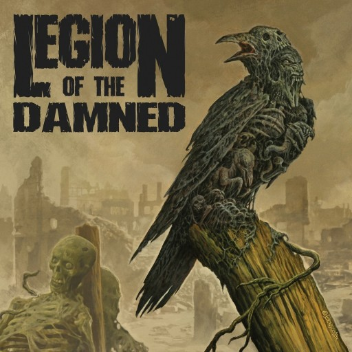 Legion of the Damned - Ravenous Plague 2014