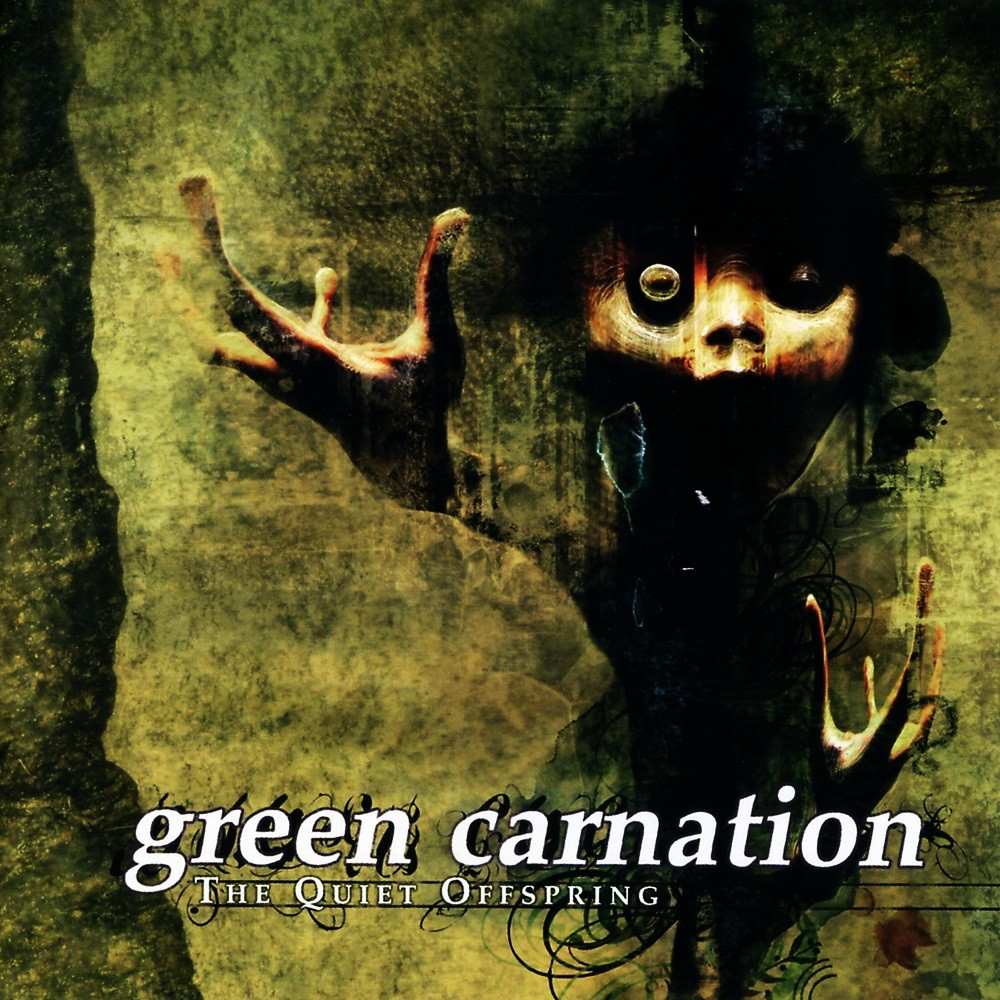 Green Carnation - The Quiet Offspring (2005) Cover
