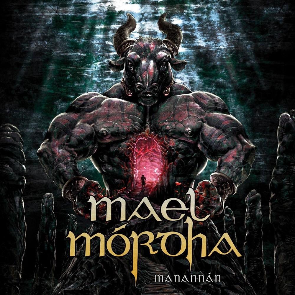 Mael Mórdha - Manannán (2010) Cover