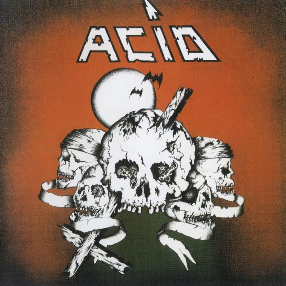 Acid - Acid (1983) Cover