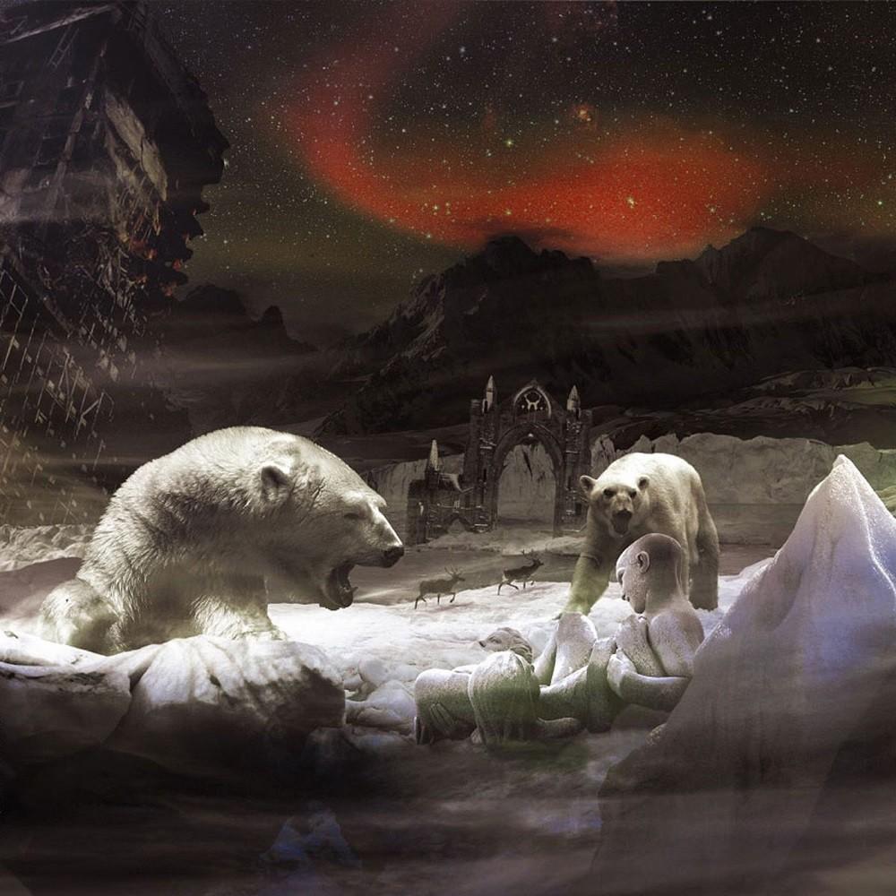 Storm of Light, A / Nadja - Primitive North (2009) Cover