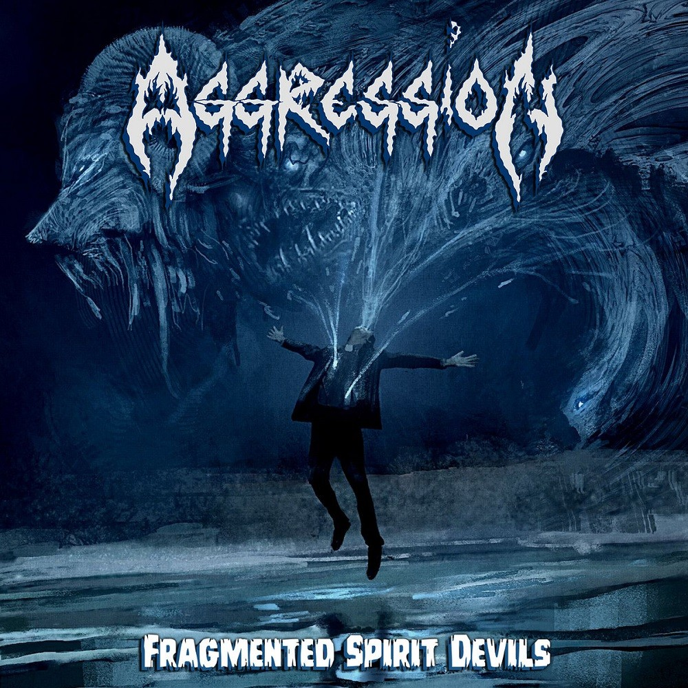 Aggression - Fragmented Spirit Devils (2016) Cover