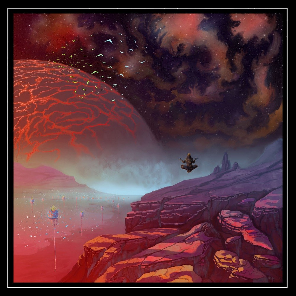 Caelestra - Black Widow Nebula (2020) Cover