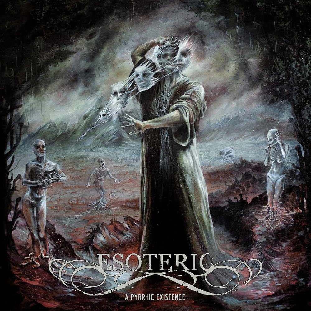 Esoteric - A Pyrrhic Existence (2019) Cover