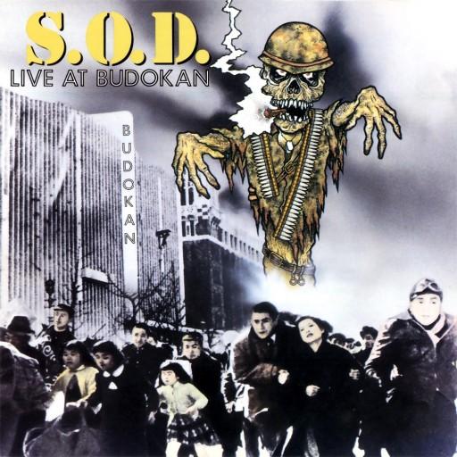 S.O.D. - Live at Budokan 1992