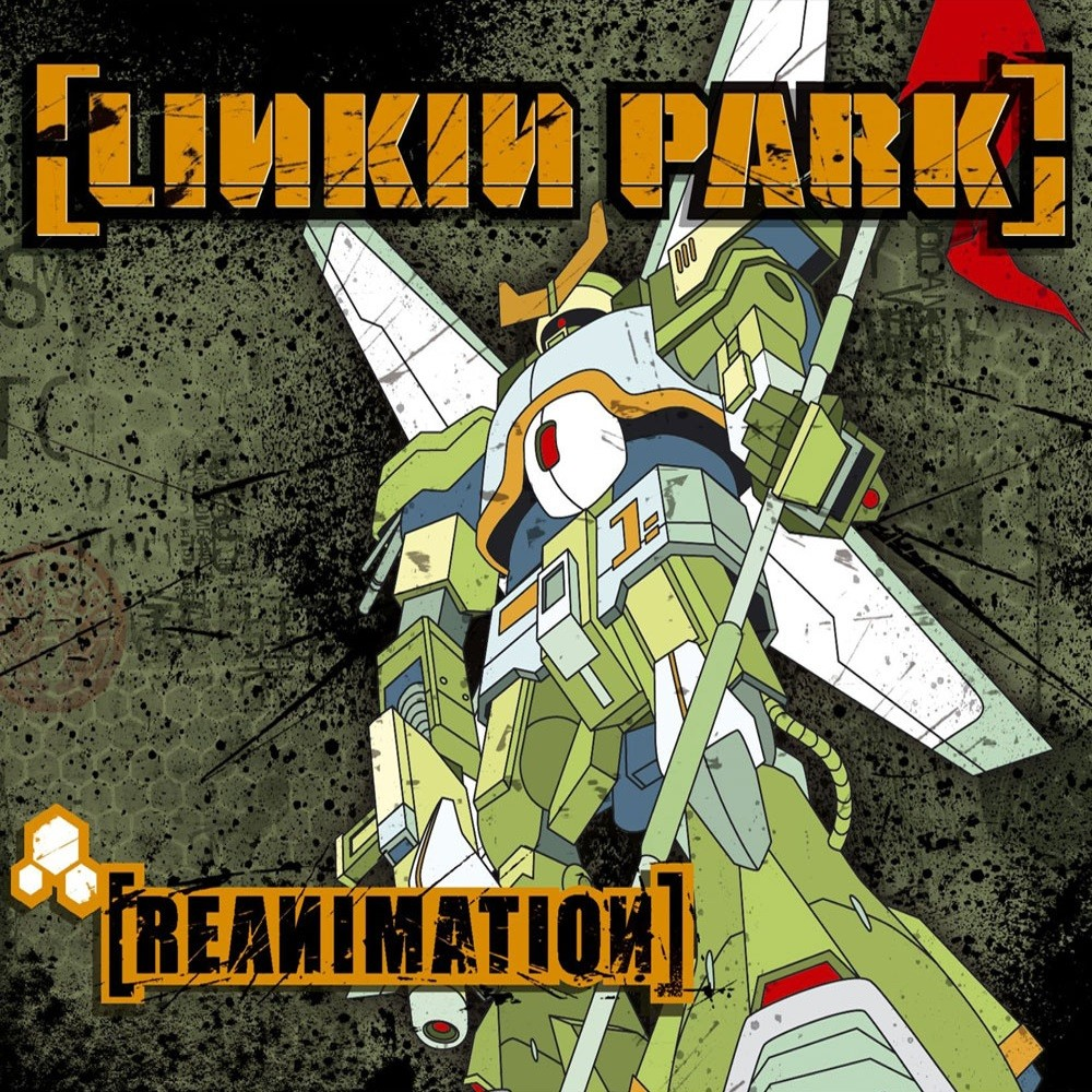 Linkin Park - Reanimation (2002) Cover