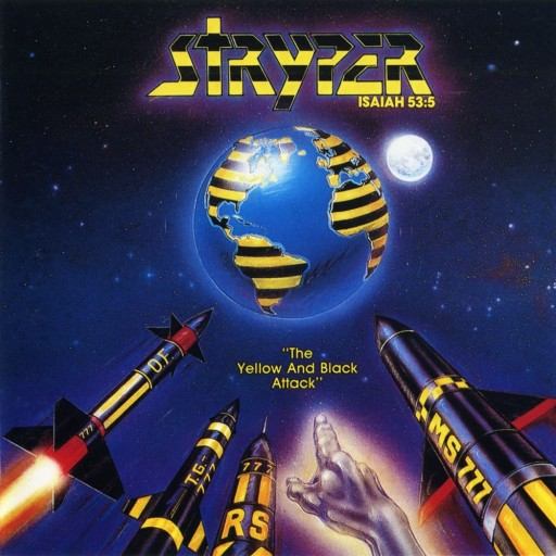 Stryper - The Yellow and Black Attack! 1984