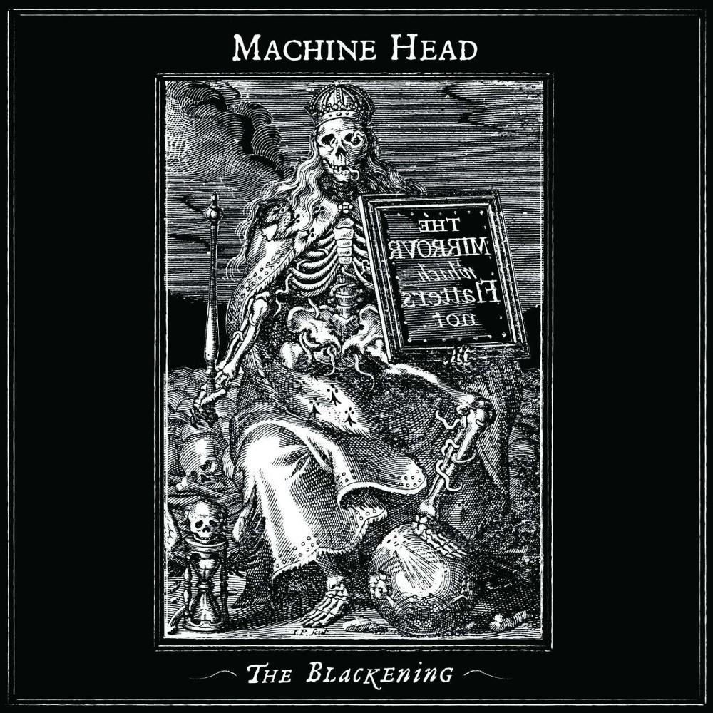 Machine Head - The Blackening (2007) Cover