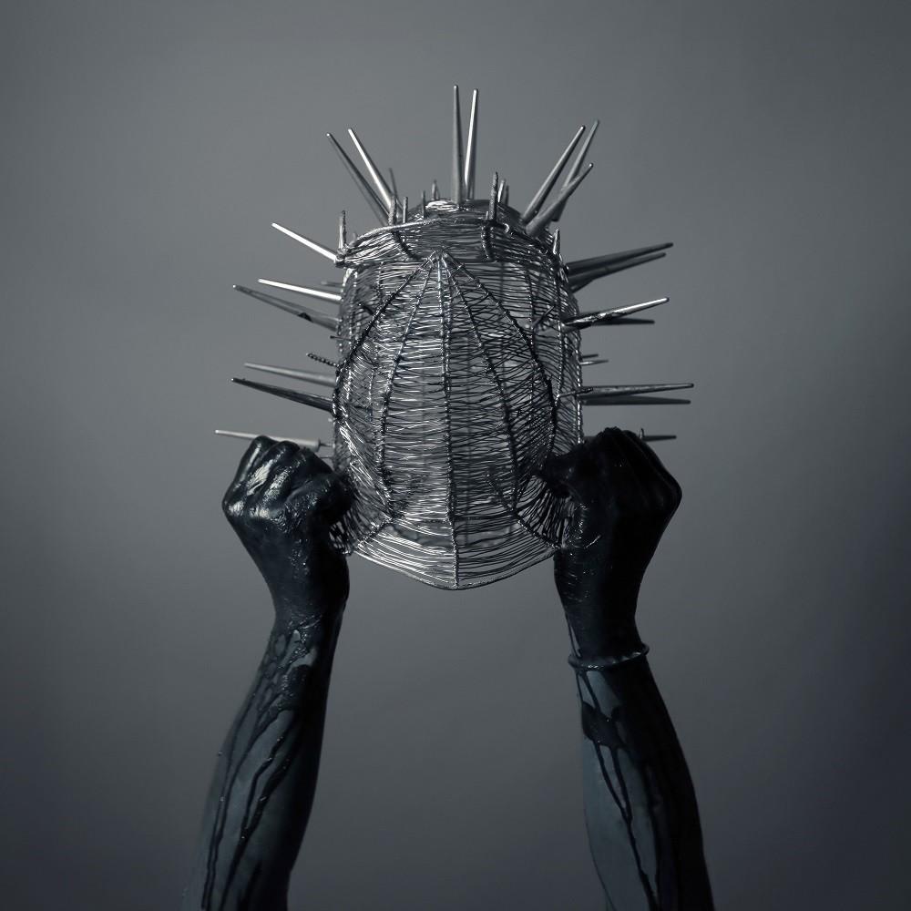 Ghostemane - ANTI-ICON (2020) Cover
