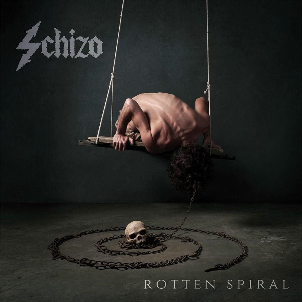 Schizo - Rotten Spiral (2016) Cover