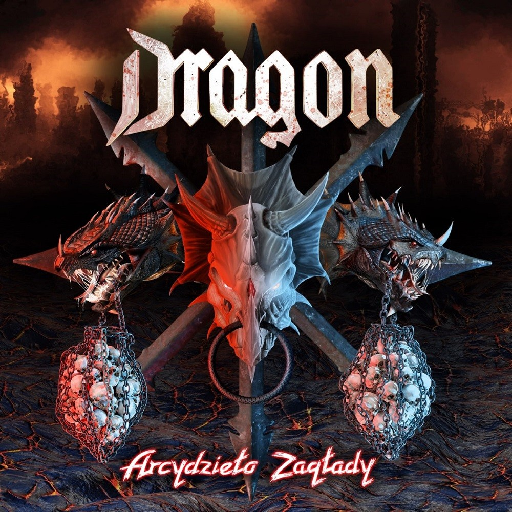 Dragon - Arcydzieło Zagłady (2021) Cover