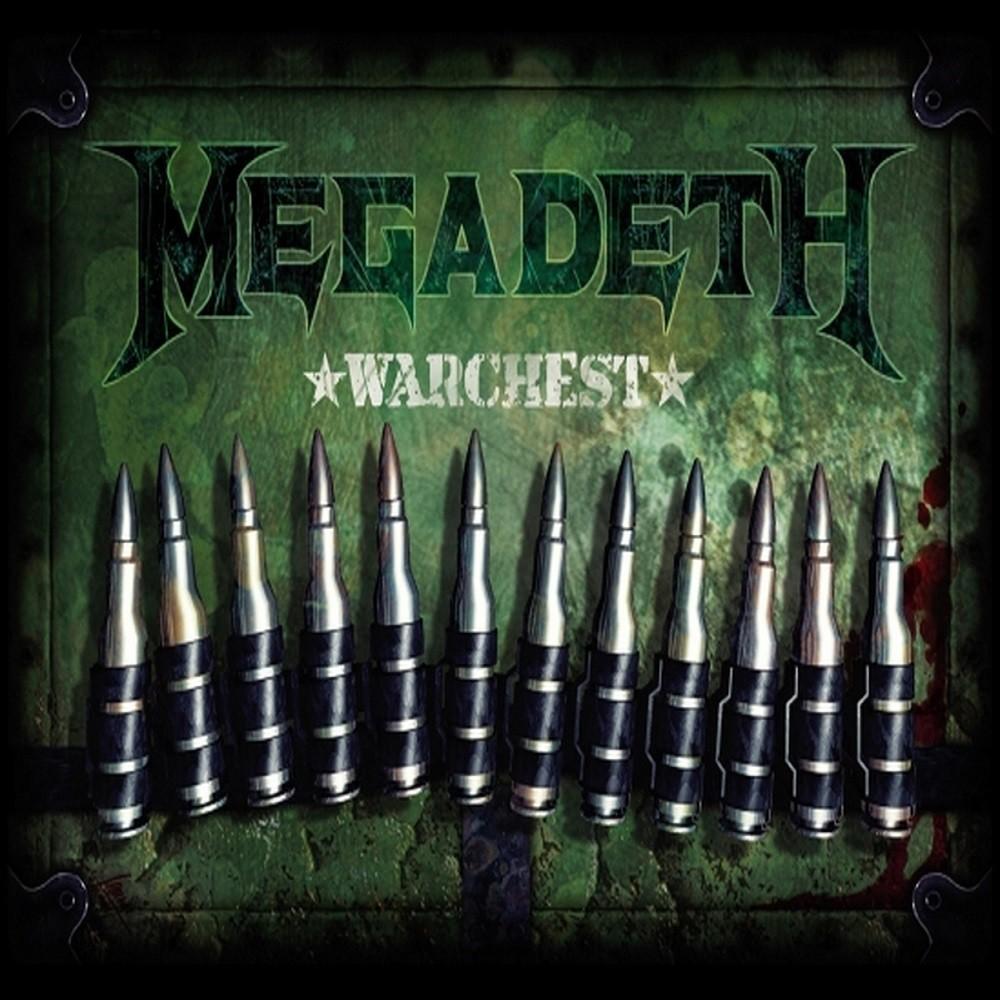 Megadeth - Warchest (2007) Cover