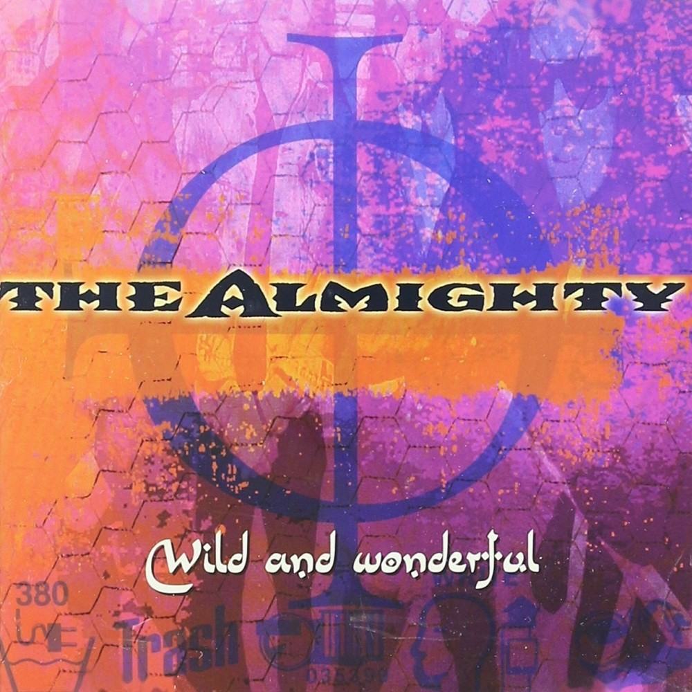 Almighty, The - Wild And Wonderful (2002) Cover