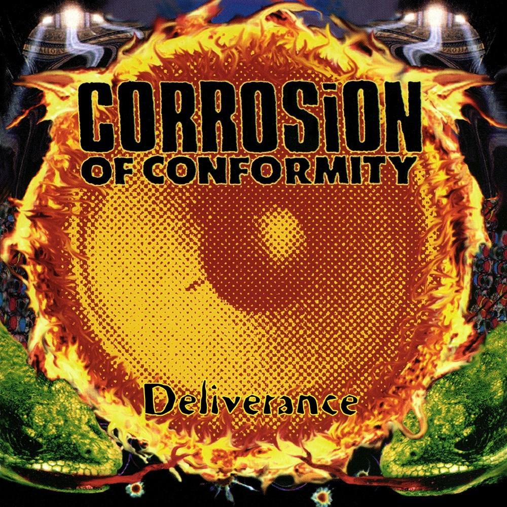 Corrosion of Conformity - Deliverance (1994) Cover