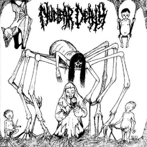Nuclear Death - Bride of Insect 1990