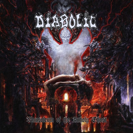 Diabolic - Mausoleum of the Unholy Ghost 2020