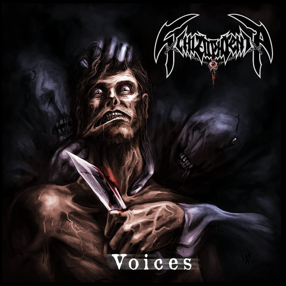 Schizophrenia - Voices (2020) Cover
