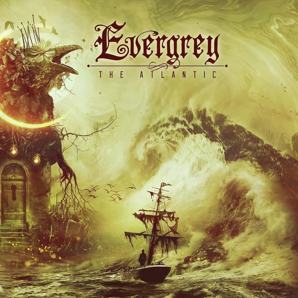 Evergrey - The Atlantic (2019) Cover