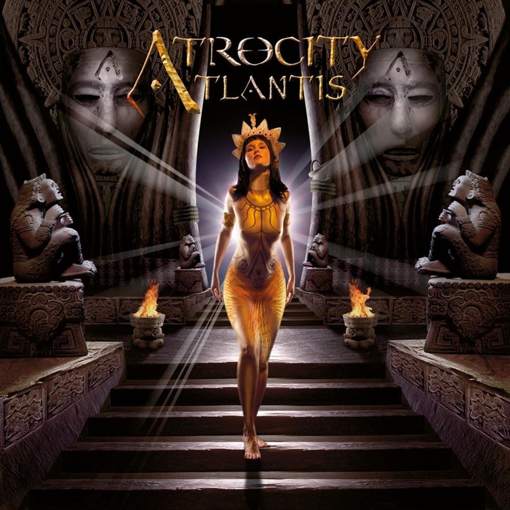 Atrocity (GER) - Atlantis (2004) Cover